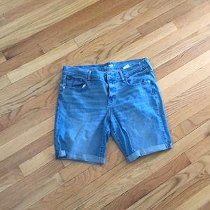 Old Navy Jean Bermuda shorts